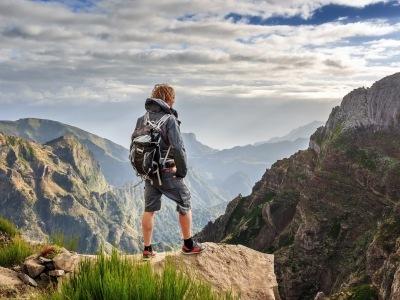 Turistika a koupání na Madeiře