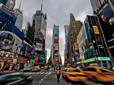 New York - Poznejte Big Apple