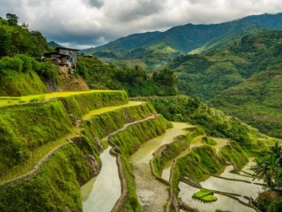 Nedotčená příroda a moře Filipín