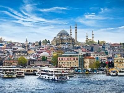 Perly Istanbulu, krásy Kappadokie a Turecké Riviéry
