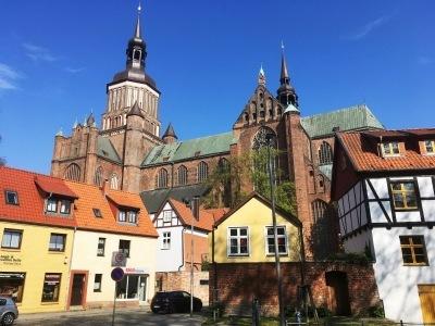 Romantické zámky Dánska a Německa, hanzovní města Baltského moře, ostrov Rujána