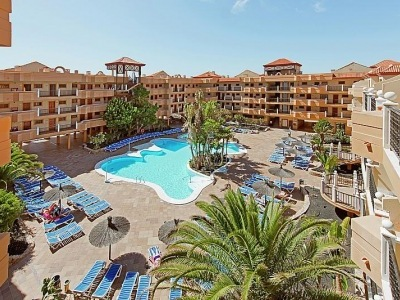 Elba Castillo San Jorge & Antigua Suite
