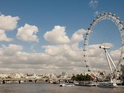 Harry Potter a Londýn - letecké víkendy