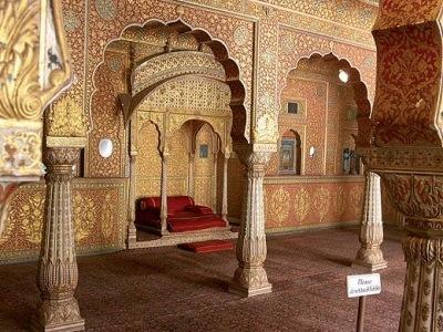 Indie - Rádžasthán - Sultánovy paláce